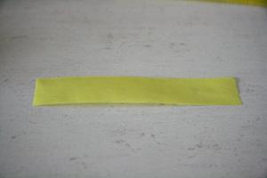 マスキングテープ羽根作り方