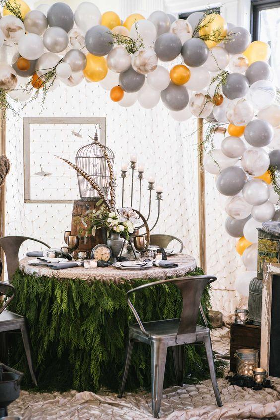 バルーンウエディングデコレーション結婚式装飾