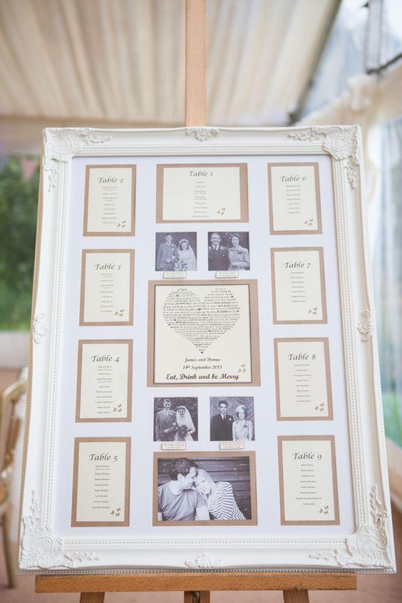 15結婚式ウェルカムスペース写真立て