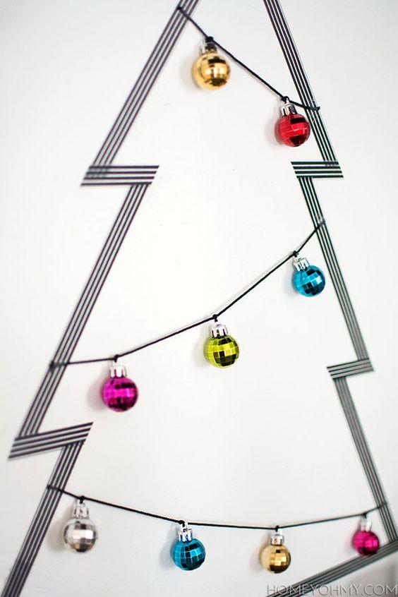 6マステクリスマスツリー