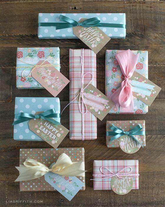 3プレゼントラッピングアイデア