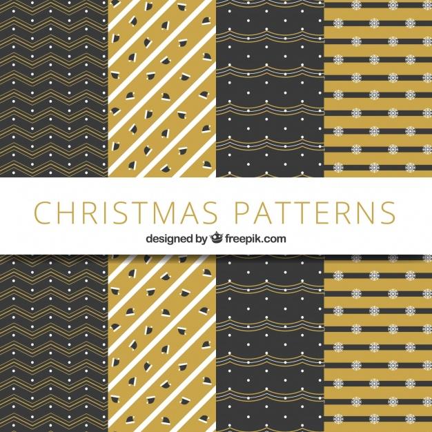 26男前クリスマスラッピングペーパー包装紙無料パターン素材