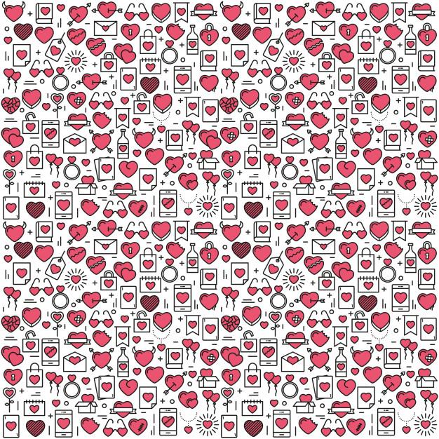 27バレンタイン無料フリー素材ラッピング