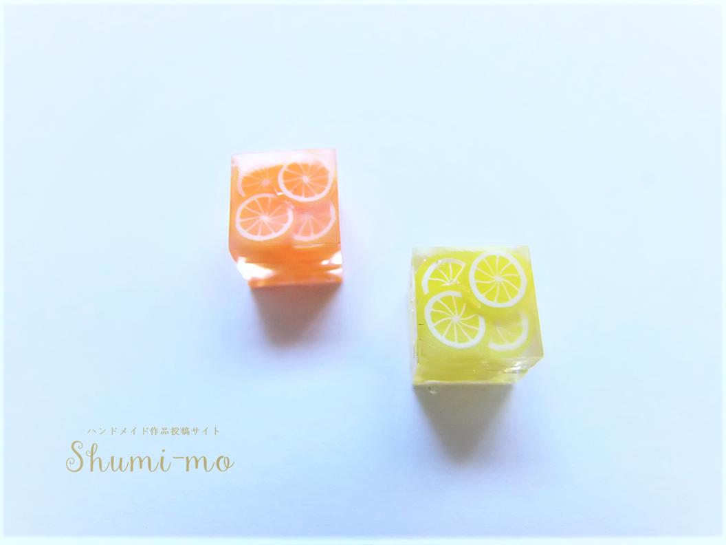 レジンのフルーツ氷10 (3)