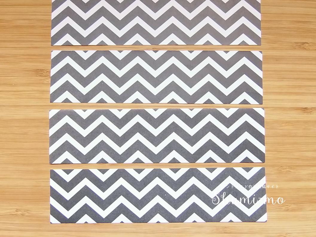 折り紙ロゼットの作り方8
