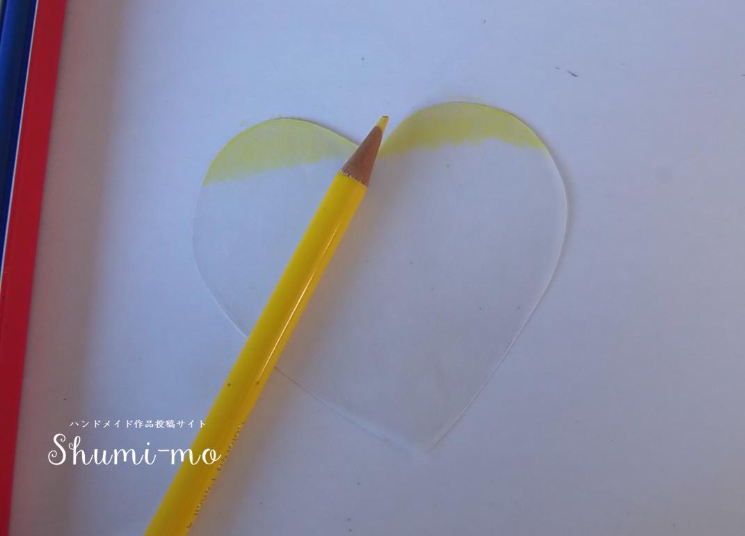 プラバン色鉛筆4