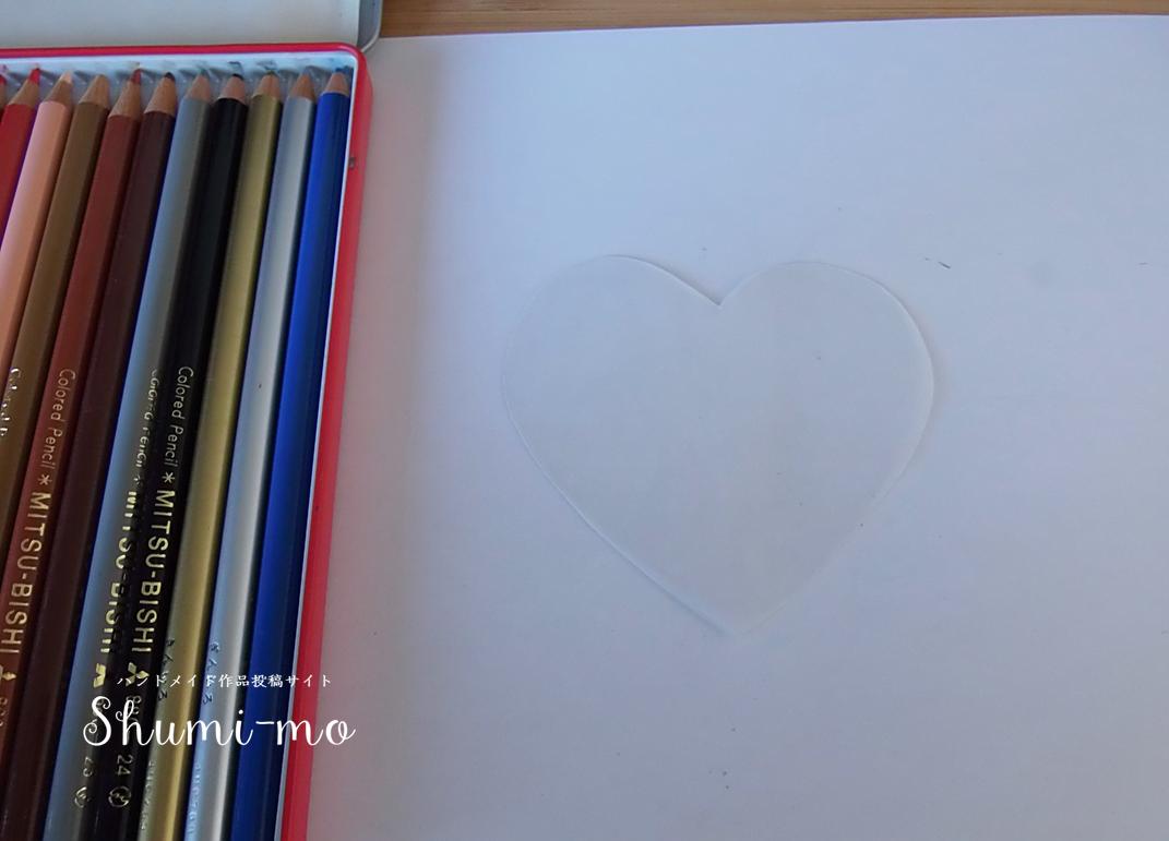 プラバン色鉛筆3